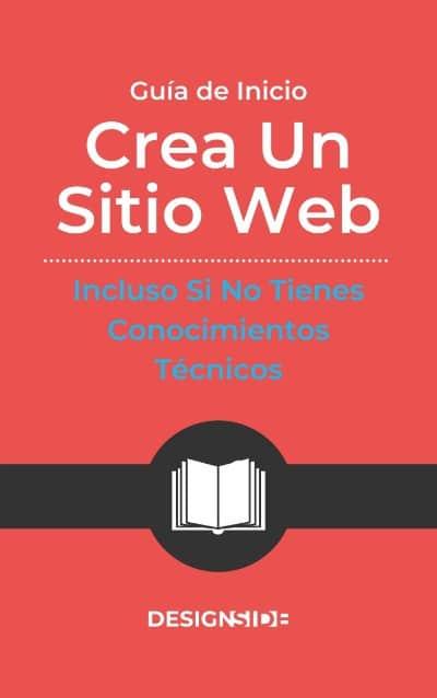 guia crear sitio web